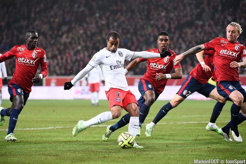 Les compos probables du match entre Lille et Paris.