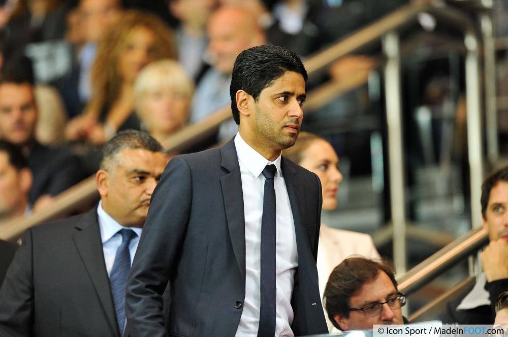 Nasser Al-Khelaïfi est le président du PSG depuis presque dix ans
