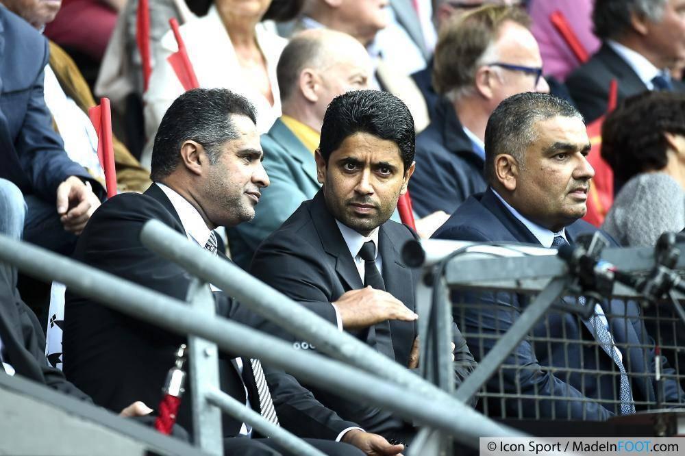 Nasser Al-Khelaïfi et le PSG sont encore sous le contrôle de l'UEFA