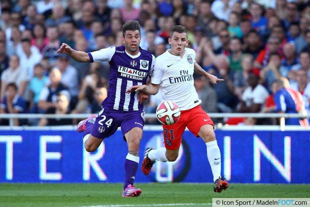 Le Barça s'intéresse à Lucas Digne !