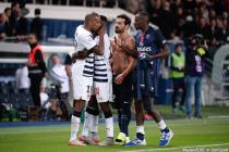Ezequiel LAVEZZI / Nicolas MAURICE BELAY /  Blaise MATUIDI - 11.09.2015 - PSG / Bordeaux - 5eme journee Ligue 1