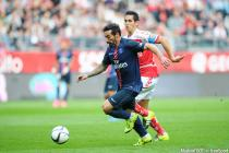 Ezequiel Lavezzi - 19.09.2015 - Reims / PSG - 6eme journee de Ligue 1