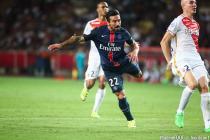 Goal Ezequiel Lavezzi - 30.08.2015 - Monaco / PSG - 4eme journee de Ligue 1