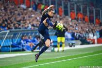 Gregory VAN DER WIEL - 05.04.2015 - Marseille / Paris Saint Germain - 31eme journee de Ligue 1