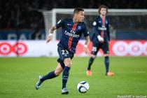 Gregory VAN DER WIEL - 25.10.2015 - PSG / Saint Etienne - 11eme journee Ligue 1