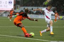 Ibrahim NDONG / Clement CHANTOME - 02.05.2015 - Lorient / Bordeaux - 35eme journee de Ligue 1