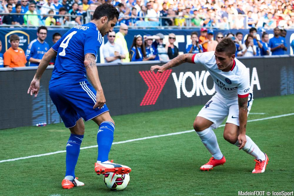Marco Verratti devrait être préservé pour le déplacement à Chelsea