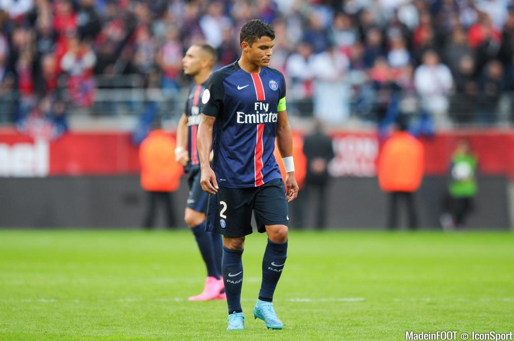 Thiago Silva souligne la physionomie du match contre Donetsk