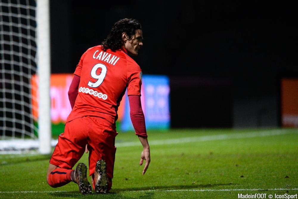 Unai Emery veut rebooster Edinson Cavani au PSG.