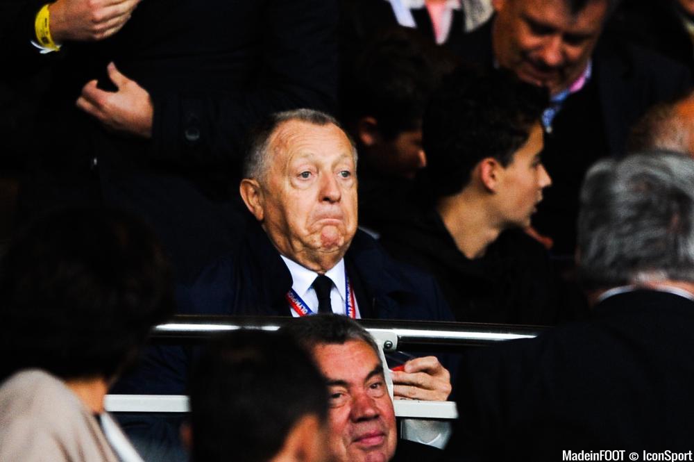 Jean-Michel Aulas estime que la Ligue 1 est en retard sur la Premier League