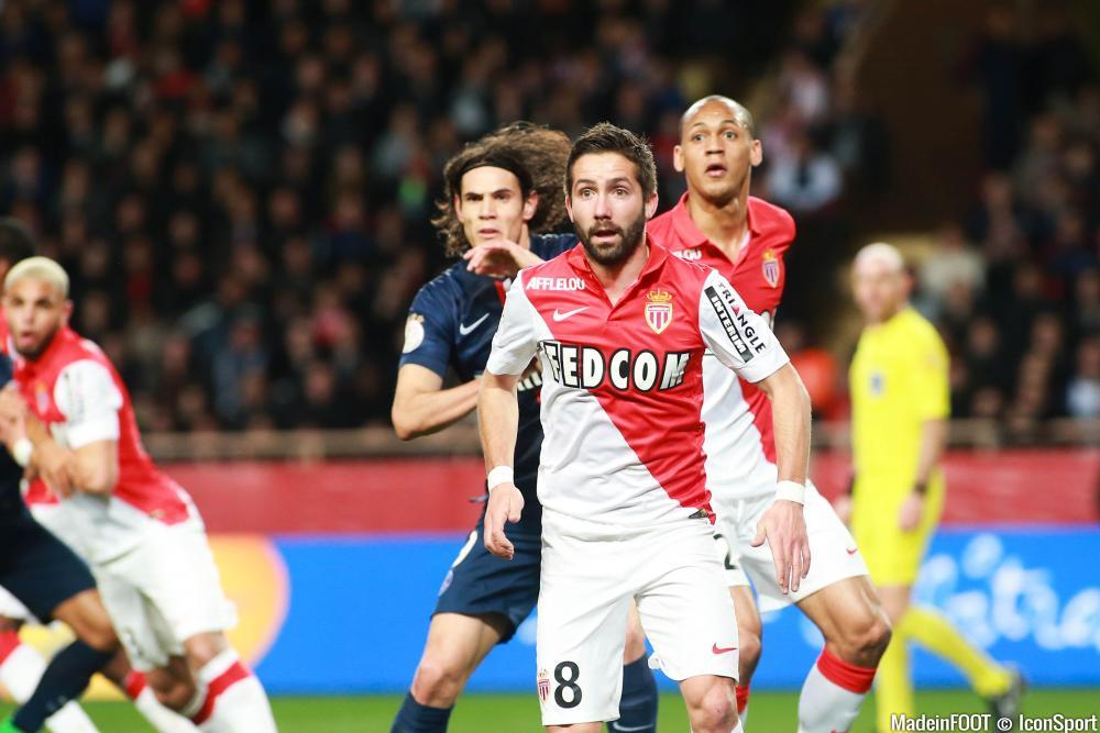 L'album photo du match entre Monaco et Paris.