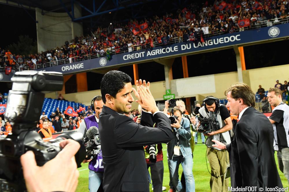 Nasser Al-Khelaïfi et le PSG vont pouvoir passer à l'action, raisonnablement.