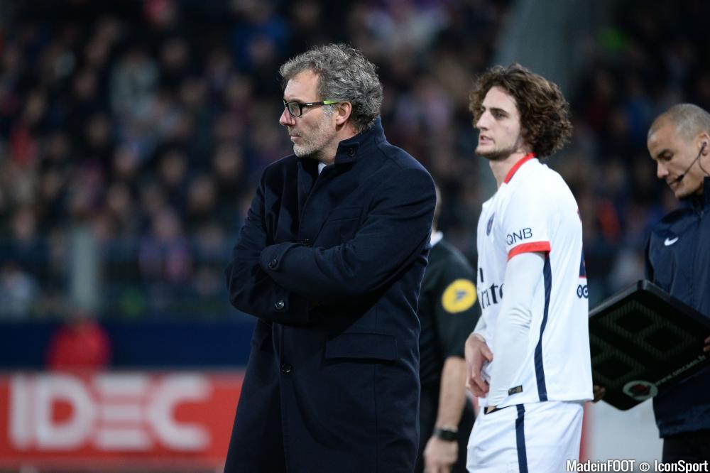 Laurent Blanc acceptera-t-il de prêter Rabiot ?