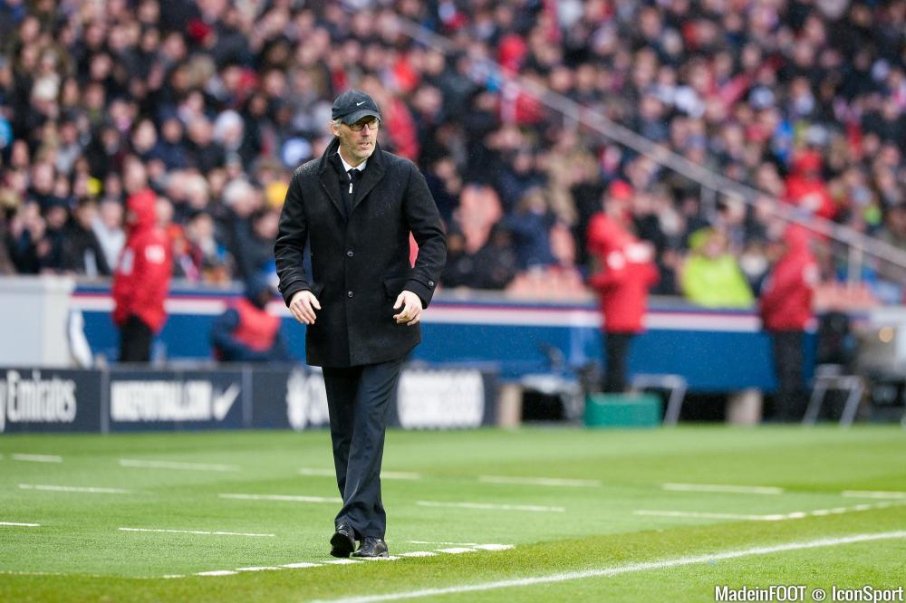 Et si Laurent Blanc restait au PSG cet été ?