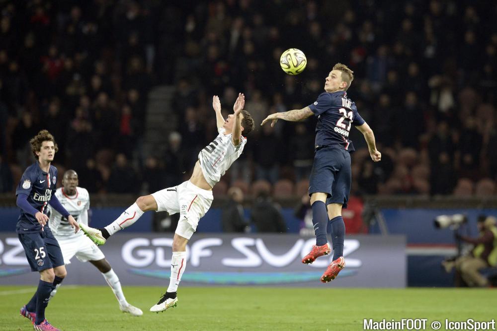 Lucas Digne (PSG) est prêté jusqu'en 2016 à l'AS Roma.