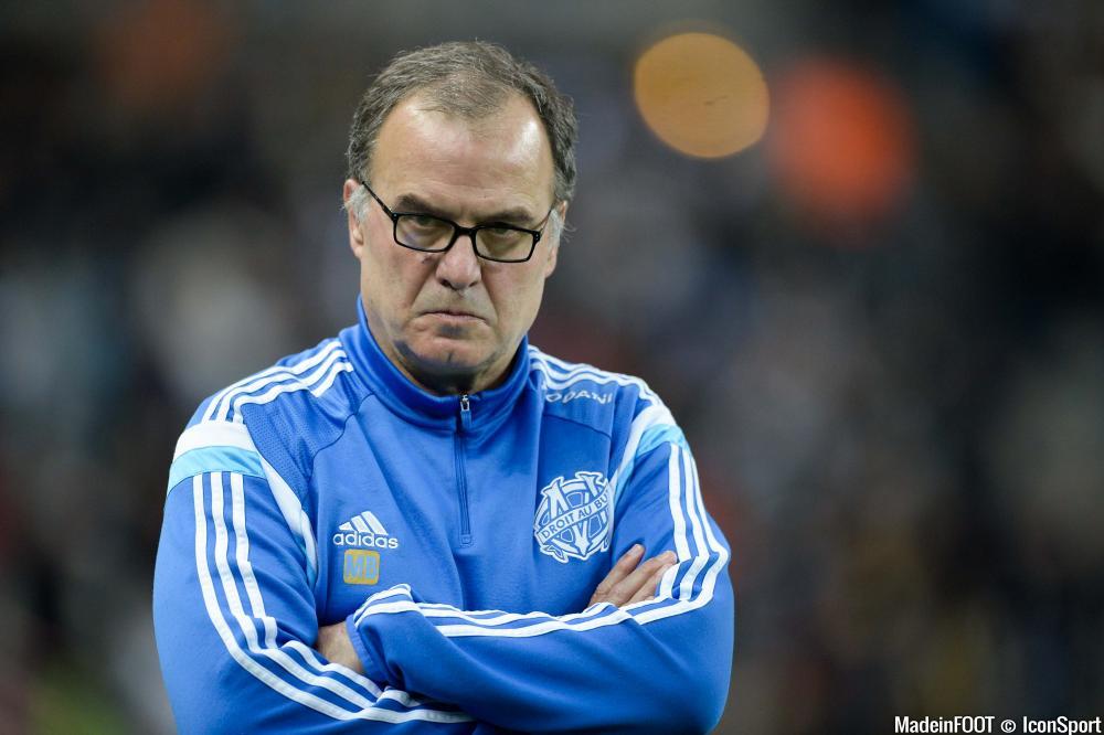 Marcelo Bielsa (OM) pourrait tenter un coup tactique face au PSG, dimanche soir.