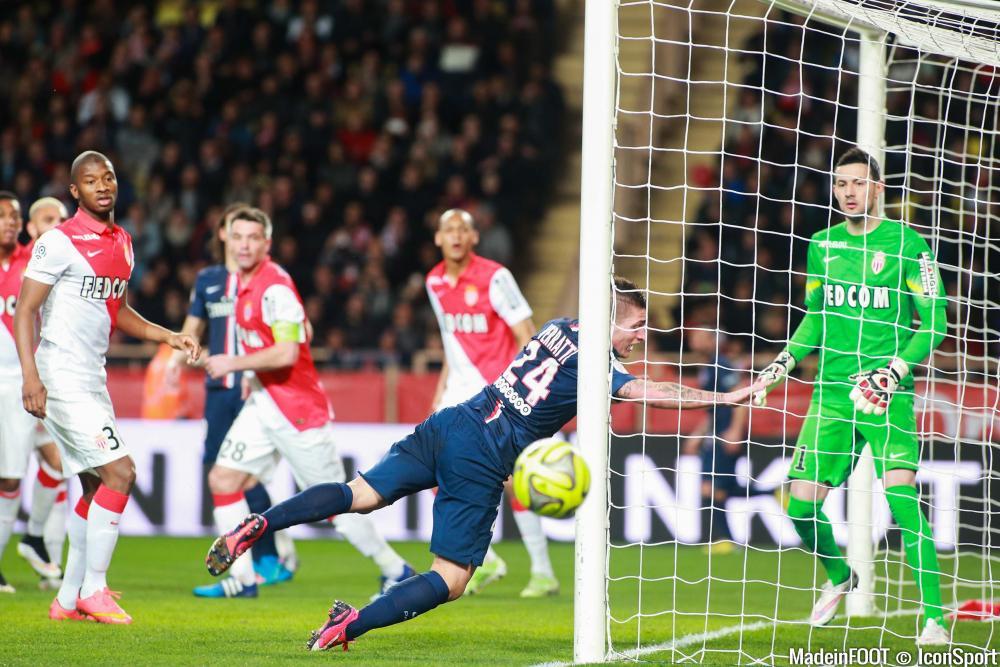 Monaco et le PSG n'ont pas réussi à se départager (0-0)