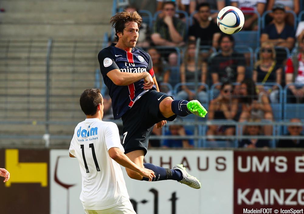 Maxwell devrait quitter Paris à la fin de son contrat, en juin prochain.