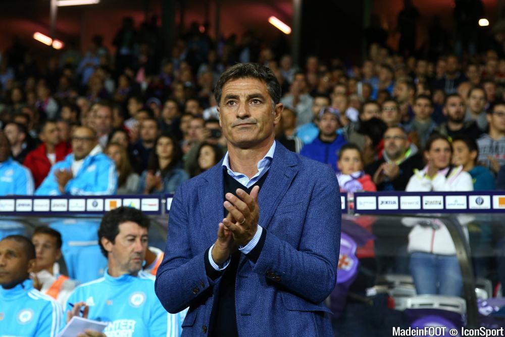 Michel (OM) pourra compter sur la quasi totalité de son effectif face au PSG, dimanche soir.