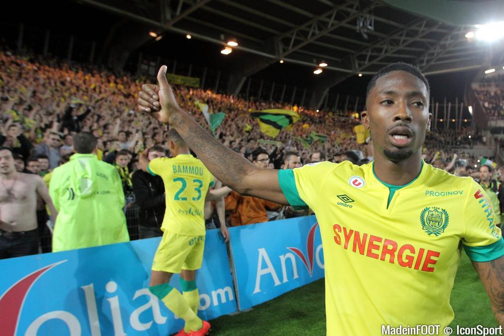 Gakpé et le FC Nantes veulent réussir l'exploit face au PSG, dimanche soir.