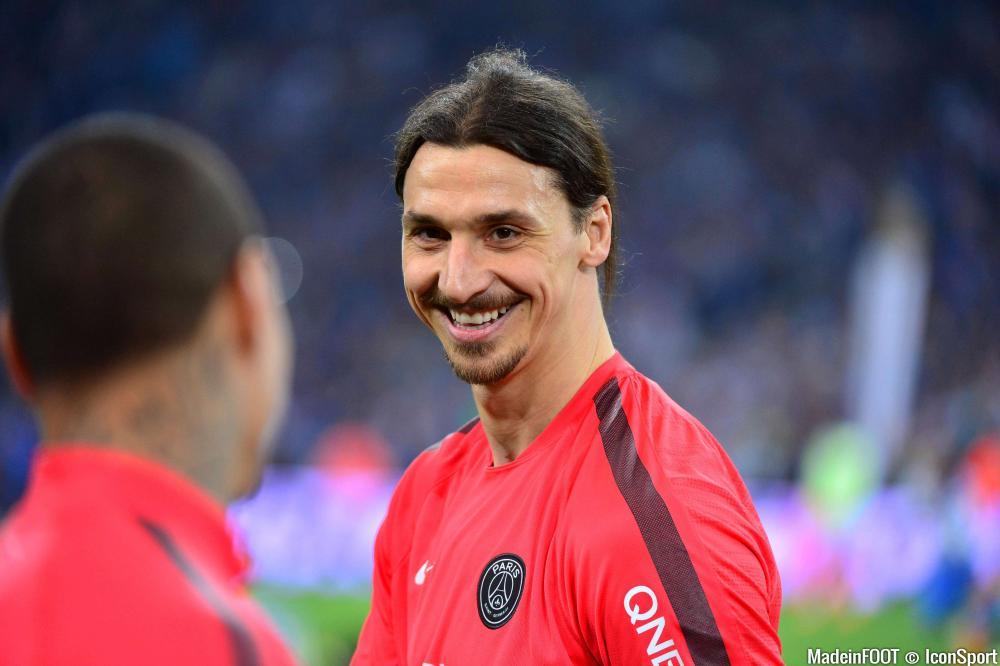 Zlatan Ibrahimovic est lié avec le PSG jusqu'en 2016.
