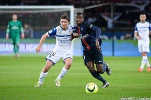 Blaise Matuidi, ici sous les couleurs de la Juventus Turin.