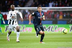 Thiago Silva devrait reprendre sa place dans la défense parisienne ce vendredi.
