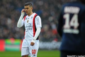 Hatem Ben Arfa s'est engagé avec le PSG, ce vendredi après-midi.