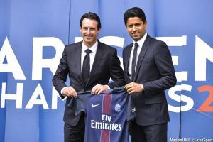 Nasser Al-Khelaïfi (PSG) espère une ambiance plus chaude au Parc, la saison prochaine.