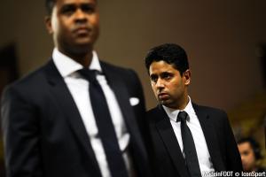 Nasser Al-Khelaïfi (PSG) a été réélu vice-président de Première Ligue.