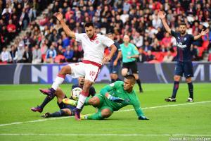 L'album photo du match entre le PSG et les Girondins de Bordeaux.