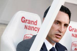 Unai Emery et le PSG reçoivent l'ASNL, samedi après-midi en Ligue 1.