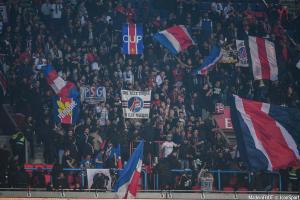 Près de 145 membres du Collectif Ultras Paris devraient être présents ce soir à Bâle