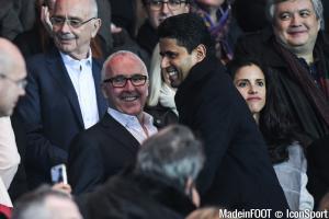 McCourt (OM) et al-Khelaïfi (PSG)