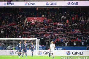 Supporters du PSG