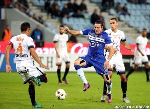 Enzo Crivelli (SC Bastia) est incertain pour le déplacement à Paris.