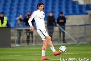 Cavani a été approché par le club de Cannavaro !