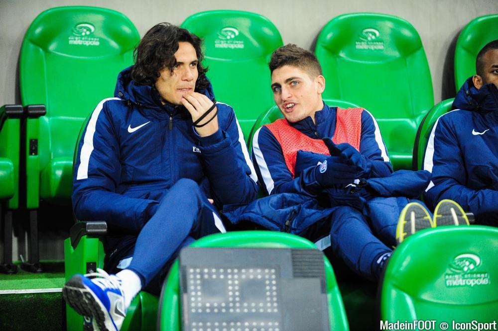 """Heureux au club, Verratti ne """"bougera"""" pas cet été."""