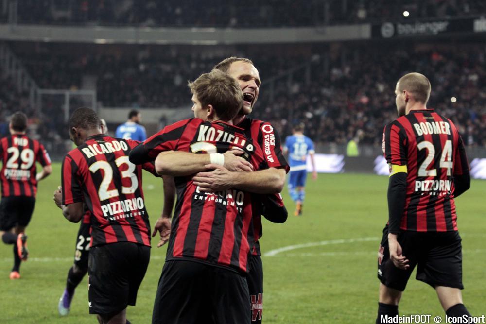 Bodmer (à droite) ne rejouera pas contre son ancien club