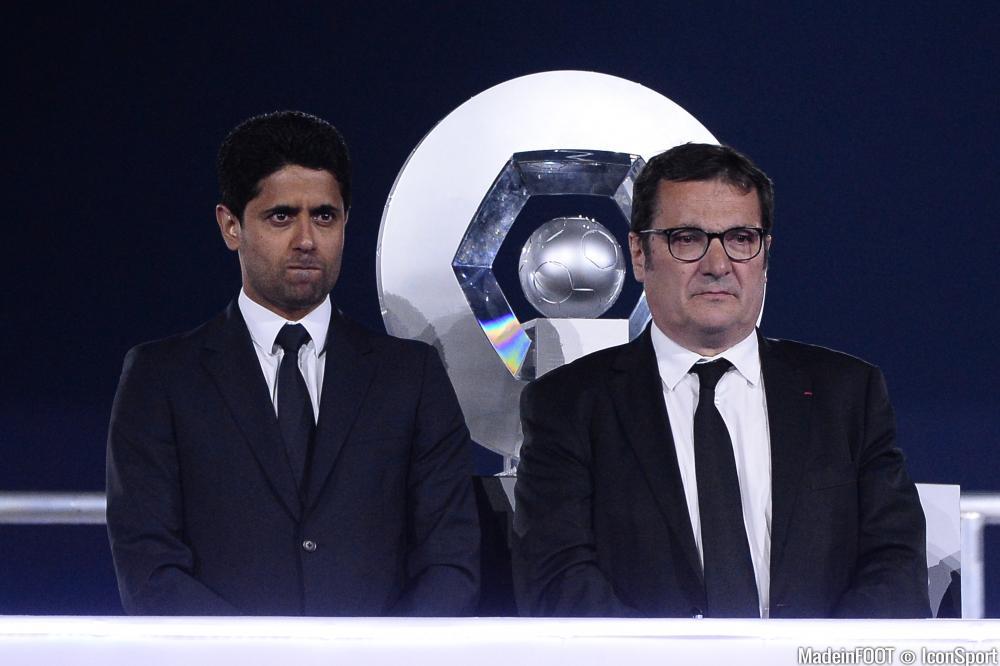 Nasser Al-Khelaïfi appelle à une remise en question de l'arbitrage français.