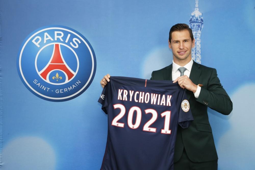 Krychowiak est parisien !