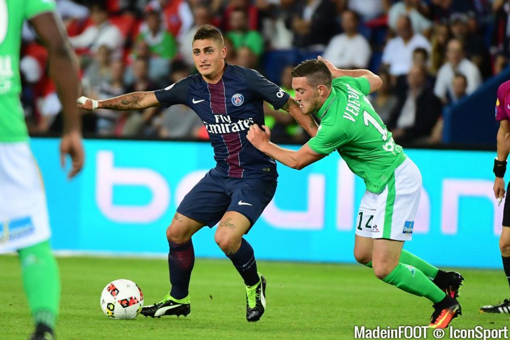 Marco Verratti envisagerait un éventuel départ du PSG cet été.