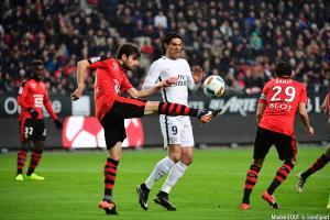 Les compos probables du match entre Rennes et Paris.