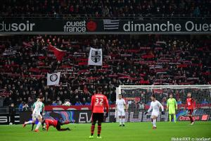 Supporters de Rennes