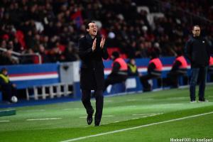 Emery se sent très bien à Paris