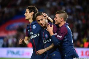 Verratti évoque l'absence de Neymar
