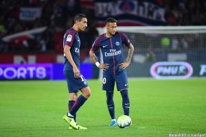 Le Barça a tenté de remplacer Neymar par Di Maria