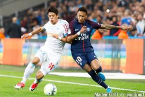 Neymar (PSG) est forfait pour le déplacement à Angers, samedi après-midi.