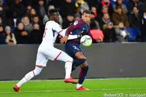 Les compos probables du PSG et de Lille.