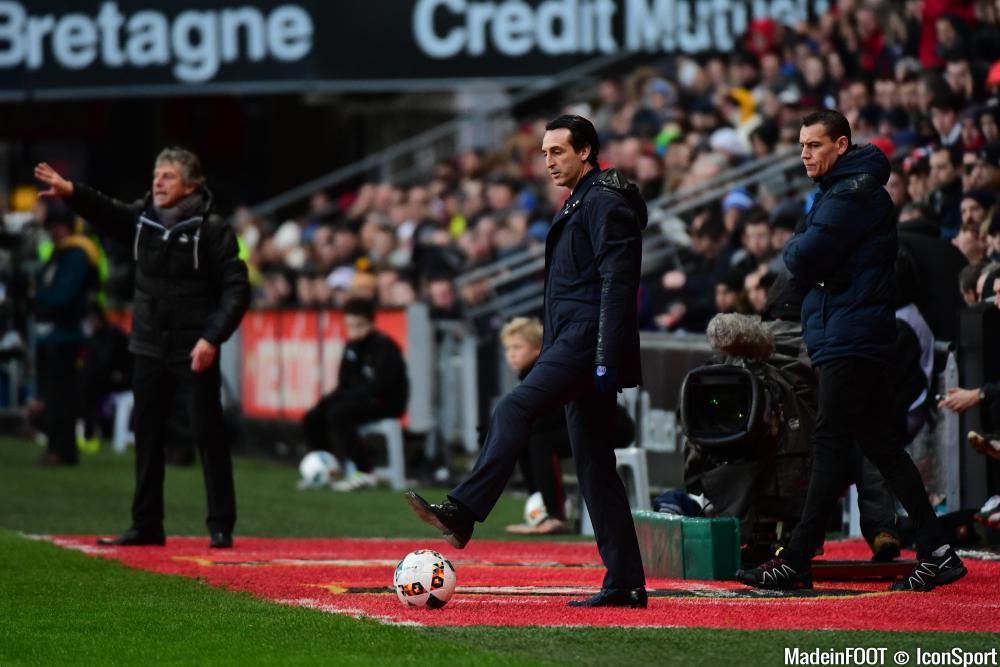 Unai Emery (PSG) a livré son ressenti sur la possible extension de contrat de son milieu de terrain.